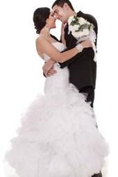 Married Couple Wedding