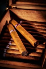 Cigars in a Humidor Journal | Cool Image |