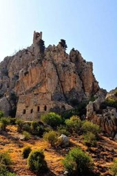 St Hilarion Fortress on Cyprus Journal