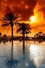 Sunset on Cyprus Resort Journal | Cool Image |