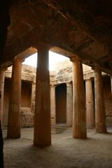 Tombs of the Kings on Cyprus Journal | Cool Image |