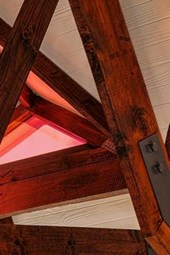 Exposed Wood Beams, for the Love of Architecture