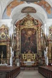 St Walburg Monastery in Bavaria