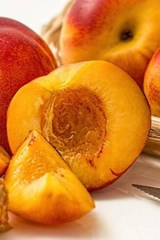 A Delicious Harvet of Nectarines | Unique Journal |