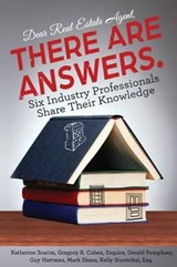 Dear Real Estate Agent, There Are Answers | Katherine Scarim |