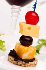 Cheese Canape Journal | Cool Image |