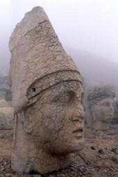 Colossal Stone Heads at Nemrut Dagi Turkey Journal