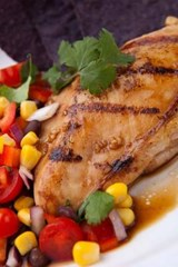 Grilled Chicken Breast Journal | Cool Image |