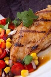 Grilled Chicken Breast Journal