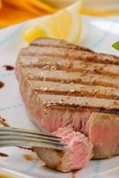 Grilled Tuna Steak Journal