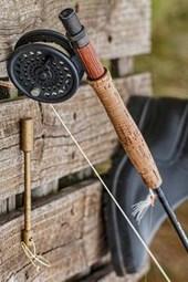 Fly Fishing Rod Ready to Go
