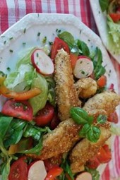 Delicious Chicken Breast Salad, for the Love of Food