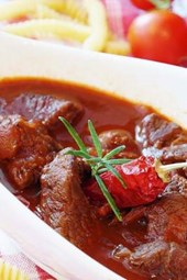 Delicious Goulash, for the Love of Food