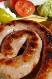 Delicious Grilled Bratwurst, for the Love of Food