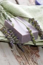 Lavender Spa Set Journal