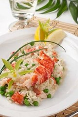 Lobster Risotto Journal | Cool Image |