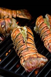 Lobster Tails on the Grill Journal