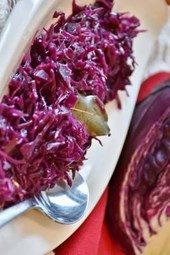 Delicious Red Cabbage, for the Love of Food