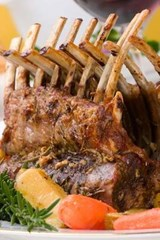 Rack of Lamb Journal | Cool Image |