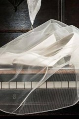 Shoes a Veil, and a Piano | Unique Journal |