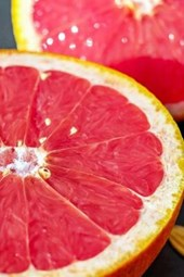 A Freshly Halved Grapefruit, for the Love of Food