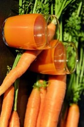Fresh Carrot Juice, for the Love of Food