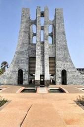 Kwame Nkrumah Memorial Park in Accra Ghana Journal