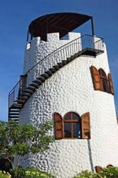 Lighthouse on Grenada Journal