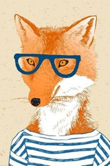 Hipster Fox Journal | Cool Image |