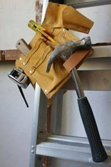 Hang Up Your Tools Journal | Cool Image |