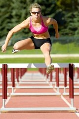 Jump Your Hurdles Journal | Cool Image |
