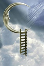 Ladder to the Moon Journal