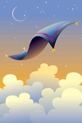Flying Magic Carpet Journal | Cool Image |