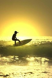 Sunset Surfer Journal