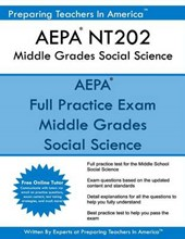 Aepa Nt202 Middle Grades Social Science