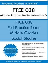 Ftce 038 Middle Grades Social Science 5-9