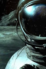 Astronaut on the Moon Journal | Cool Image |