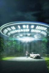 UFO Car Abduction Journal | Cool Image |
