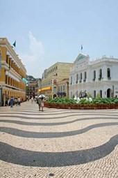 Largo Do Senado Macau City Journal