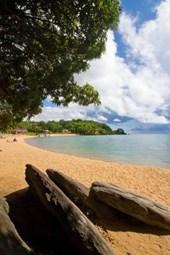 Private Sandy Beach in Nkhata Bay Lake Malawi Journal
