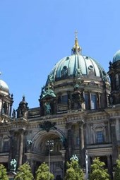 The Berlin Cathedral in Germany