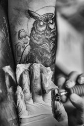 Getting an Owl Tattoo