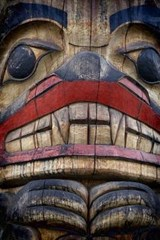 The Face of the Totem Pole | Unique Journal |