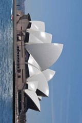 Website Password Organizer Sydney Opera House in Australia | Unique Journal |