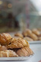 Croissants Ready for Breakfast, for the Love of Food | Unique Journal |