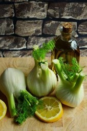 Fresh Fennel and Olive Oil, for the Love of Food