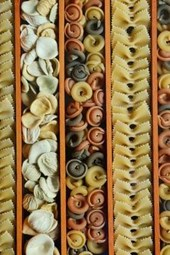 Tons of Different Pasta Noodles