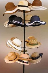 A Full Hat Rack