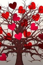 A Tree Made of Hearts