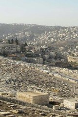Aerial View of the Holy City of Jerusalem, Israel | Unique Journal |
